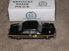 ERTL KENTUCKY STATE POLICE 50TH ANNIVERSARY 1949 FORD