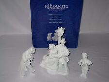 Department 56 -Tidings Of Comfort And Joy- Winter Silhouette Series - # 78626