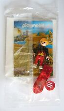 Playmobil - Boy on Skateboard - Not sold in stores 1995 Mint condition - RARE