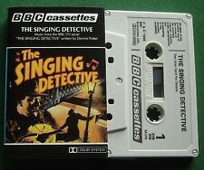 The Singing Detective BBC-TV Ink Spots Vera Lynn + Cassette Tape - TESTED