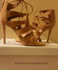 NEW Steve Madden Brown 7.5 Heels