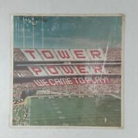 TOWER OF POWER We Came To Play JC34906 MbC LP Vinyl VG+ near++ Cvr Shrink Sleeve