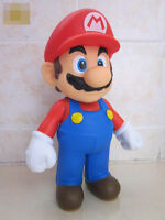 12cm Super Mario Brothers Mario PVC Red Action Figures Toy Gift