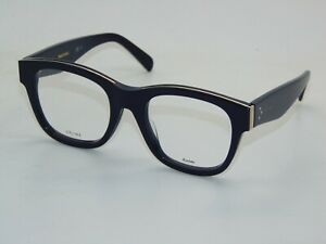 CELINE CL 41369/F AM0 Blue/Gold 51mm Authentic Eyeglasses