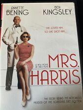 Mrs. Harris (DVD, 2006) Classic Movie .