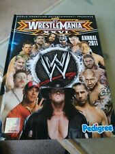 WWE Wrestlemania Annual 2011