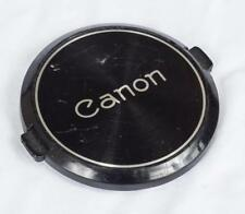 Vintage Canon 55mm Snap On Lens Cap (g25)
