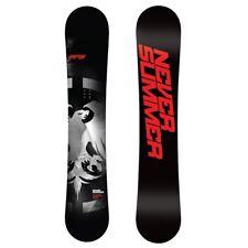 NEVER SUMMER Raptor 164 Snowboard Handmade in USA Freeride Carbonium Serie Board