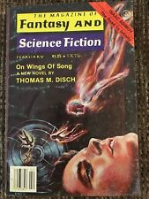 The Magazine of Fantasy and Science Fiction November 1973