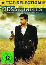 DIE ERMORDUNG DES JESSE JAMES DURCH DEN FEIGLING ROBERT FORD (Brad Pitt) OVP