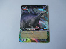 Carte Dinosaur King Stégosaure Edition de Base !!!