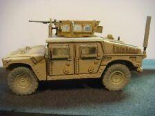 1/72 20mm HMMWV Humvee Hummer M1151 w/ O-GPK turret