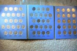 1913 TO 1938 BUFFALO NICKEL COMPLETE SET ALL READABLE DATES!  #19