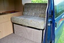 Camper Conversion Campervan Ford Transit Self Build SWB Rock & Roll Bed Diy Plan