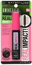 Lot of 3 Maybelline New York Great Lash Real Impact Washable Mascara #252 Sealed