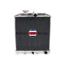 ALUMINUM RADIATOR FOR 1992-2000 HONDA CIVIC EK EG  3ROW 03 04 05 06 07 08 09 MT