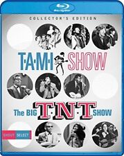 The Rolling Stones - The T.A.M.I. Show / The Big T.N.T. Show [New Blu-ray]