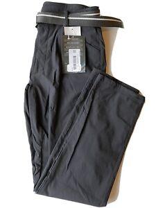 Endura Men's Urban Stretch Cycling Pants Size Medium Black Rain Cold Biking