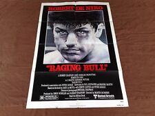 1980 Raging Bull Original Movie House Full Sheet Poster