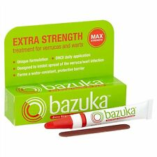 Bazuka Extra Strength Treatment Gel, Verruca Treatment