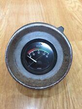 VDO voltmeter gauge, VW golf, Rabbit cabriolet Jetta. 79-93 321919531A