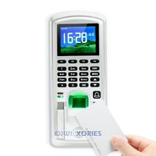 Biometric Fingerprint Access Control And Time Attendance With Id Card Readerusb