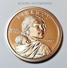 2003 S SACAGAWEA *PROOF* DOLLAR COIN  **FREE SHIPPING**