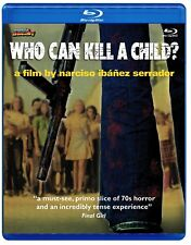 Who Can Kill a Child? (1976) Mondo Macabro | New | Sealed | Blu-ray Region free