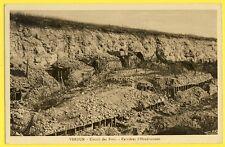 cpa VERDUN (Meuse) Guerre 1914 CARRIERES d' HAUDROMONT Casemates Abris Galeries