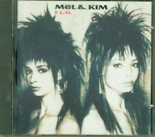 Mel & Kim - F.L.M. Rare 1987 Blow Up Press Disc With Blu Strip Cd Ottimo