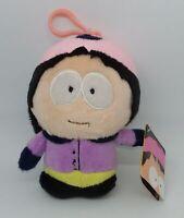 South Park Peluche con Clip Wendy Testaburger 12cm Plush Toy