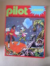 PILOT Rivista Fumetti n°6 1982 Christin Bilal Il Vascello di Pietra  [G329]