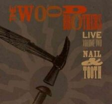 Live Volume 2 Nail & Tooth 0816259010147 by Wood Brothers CD