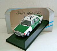 Mercedes-Benz W 123 - Polizei Limousine - Minichamps 1:43!
