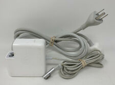 """Original OEM 60W MagSafe1 AC Power Adapter for APPLE 13"""" MACBOOK PRO A1344 Used"""