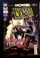 Justice League #12 Drowned Earth part 3 DC Comic 1st Print 2018 unread NM