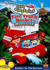 Playhouse Disney Series Little Einsteins Fire Truck Rocket's Blastoff Kids DVD