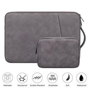 Shockproof Laptop Bag Handbag Sleeve Case Cover For MacBook Air Pro 13/15 inch