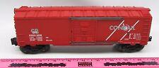 Lionel ~ 6464-28x Conrail / CNJ over stamp Boxcar
