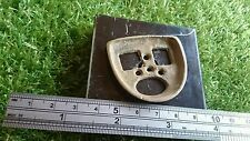 Large Bronze Roman Military horse application UK find