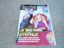 MARCH 12 1997 TIME OUT UK tv entertainment magazine - STAR BARS
