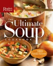 The Ultimate Soup Cookbook (2007, Hardcover)