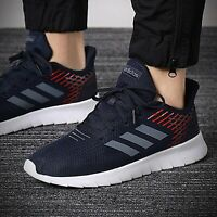Adidas Men Running Shoes Essentials Asweerun Trainers Workout Training F36334