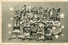 Carte Bonne Année Normandie