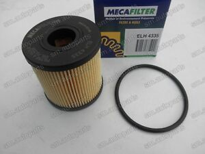 Oil Filter Citroen C2 C3 C4 Berlingo Peugeot 206 307 308 Partner 1.1 1.4 1.6 04-
