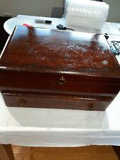 Silver flatware storage chest