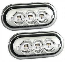 INDICADORES LATERALES LED CROMO CRISTAL DACIA LOGAN 3 5 PUERTAS CVM PICK-UP