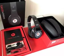 Beats By Dr. Dre Studio Wireless Headphones (Black) - Limited Edition RRP £299