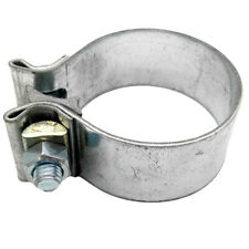 """Universal 304 Stainless Steel 2.5"""" 63mm 2 1/2"""" Inch Seal Band Exhaust O Clamp"""