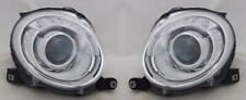 Right and Left Side Replacement Headlight PAIR For 2012-2015 Fiat 500